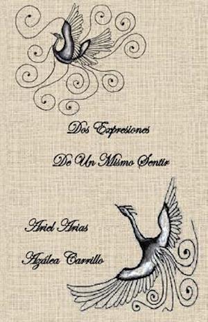 Bog, paperback DOS Expresiones de Un Mismo Sentir af Mrs Azalea Carrillo