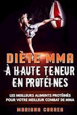 Diete Mma a Haute Teneur En Proteines