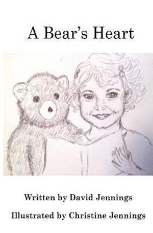 Bog, paperback A Bear's Heart af David C. Jennings