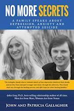 No More Secrets af John J. Gallagher, Patricia C. Gallagher