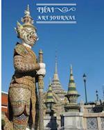 Thai Art Journal Writing