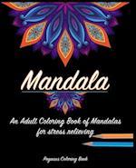 Adult Coloring Books af Pegasus Coloring Book