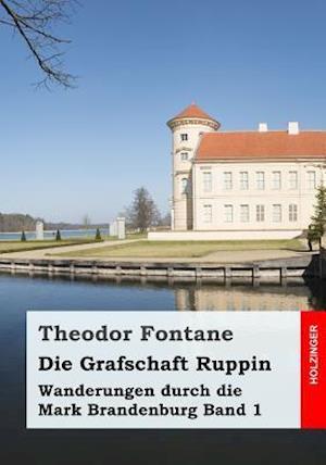 Bog, paperback Wanderungen Durch Die Mark Brandenburg, Band 1 af Theodor Fontane