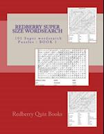 Redberry Super Size Wordsearch