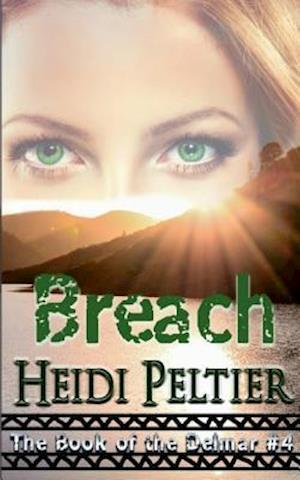 Bog, paperback Breach af Heidi Peltier