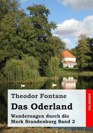 Bog, paperback Wanderungen Durch Die Mark Brandenburg, Band 2 af Theodor Fontane