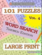 Large Print Word Search Puzzles - Volume 4 af Puzzles and More