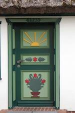 Folk Art Design on Green Door Journal