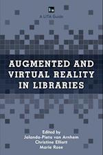 Augmented and Virtual Reality in Libraries