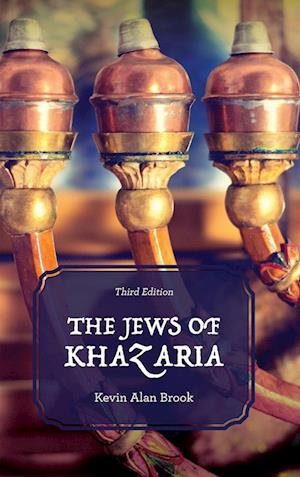 Bog, hardback The Jews of Khazaria af Kevin Alan Brook