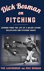 Dick Bosman on Pitching