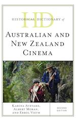 Historical Dictionary of Australian and New Zealand Cinema (Historical Dictionaries of Literature And the Arts)