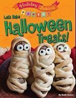 Let's Bake Halloween Treats! (Holiday Baking Party)