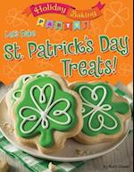 Let's Bake St. Patrick's Day Treats! (Holiday Baking Party)