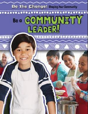 Be a Community Leader!