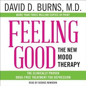 Lydbog, CD Feeling Good af David D. Burns