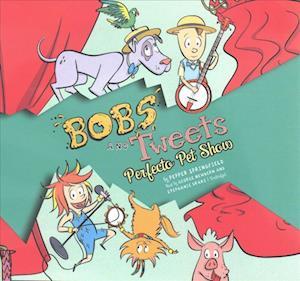 Lydbog, CD Perfecto Pet Show af Pepper Springfield