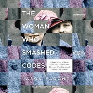 Lydbog, CD The Woman Who Smashed Codes
