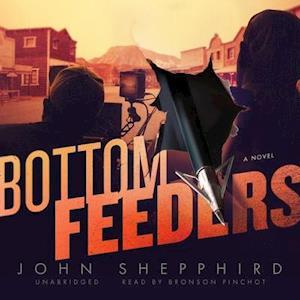 Lydbog, CD Bottom Feeders af John Shepphird