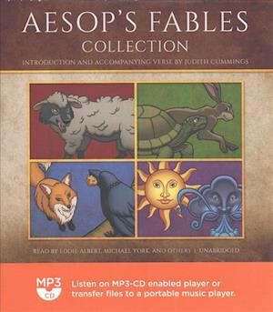Lydbog, CD Aesop's Fables Collection af Aesop