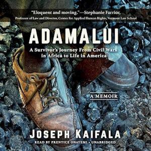 Lydbog, CD Adamalui af Joseph Kaifala