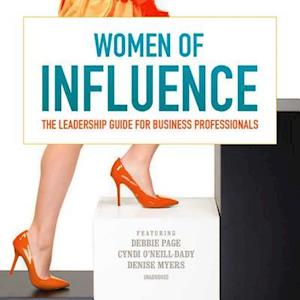 Lydbog, CD Women of Influence af Dawn Jones