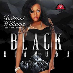 Lydbog, CD Black Diamond af Brittani Williams