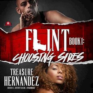 Lydbog, CD Choosing Sides af Treasure Hernandez