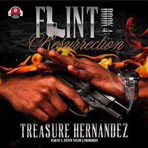 Lydbog, CD Resurrection af Treasure Hernandez