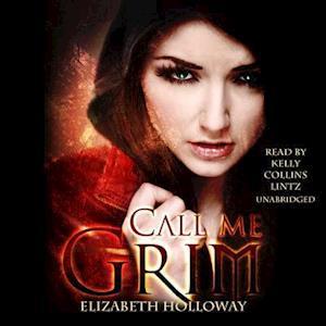 Lydbog, CD Call Me Grim af Elizabeth Holloway