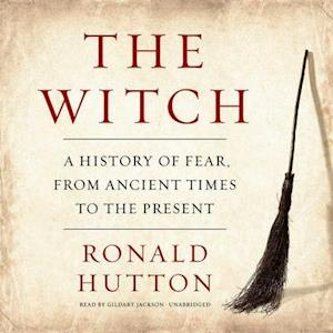 Lydbog, CD The Witch af Ronald Hutton