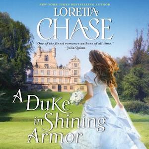 Lydbog, CD A Duke in Shining Armor af Loretta Lynda Chase