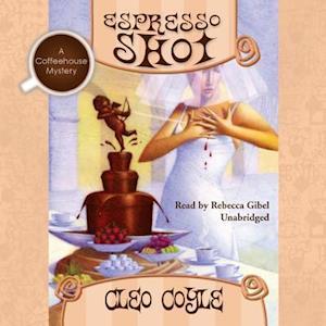 Lydbog, CD Espresso Shot af Cleo Coyle