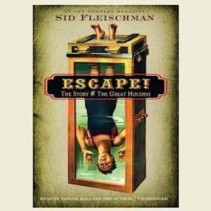 Lydbog, CD Escape! af Sid Fleischman