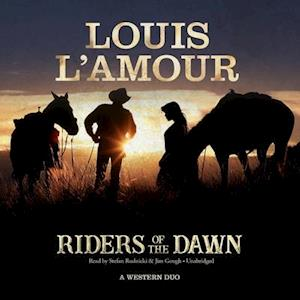 Lydbog, CD Riders of the Dawn af Louis L'amour