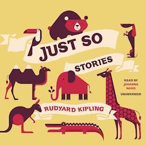 Lydbog, CD Just So Stories af Rudyard Kipling