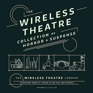 Lydbog, CD The Wireless Theatre Collection of Horror & Suspense af Various