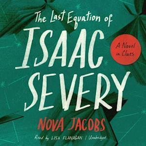 Lydbog, CD The Last Equation of Isaac Severy af Nova Jacobs