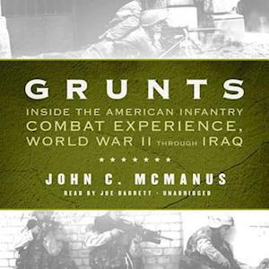Lydbog, CD Grunts af John C. McManus