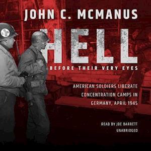 Lydbog, CD Hell Before Their Very Eyes af John C. McManus