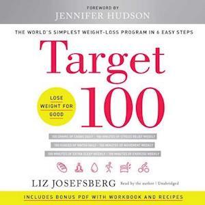 Lydbog, CD Target 100 af Liz Josefsberg