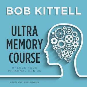 Lydbog, CD Ultra Memory Course af Bob Kittell