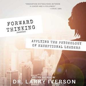 Lydbog, CD Forward Thinking af Larry Iverson