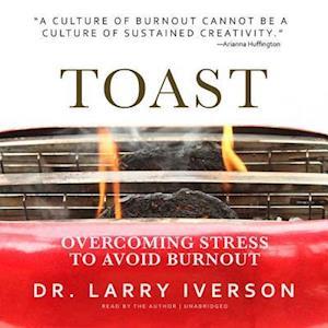 Lydbog, CD Toast af Larry Iverson