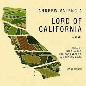 Lydbog, CD Lord of California af Andrew Valencia