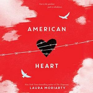 Lydbog, CD American Heart af Laura Moriarty
