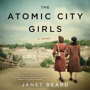Lydbog, CD The Atomic City Girls af Janet Beard