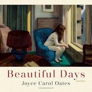Lydbog, CD Beautiful Days af Joyce Carol Oates