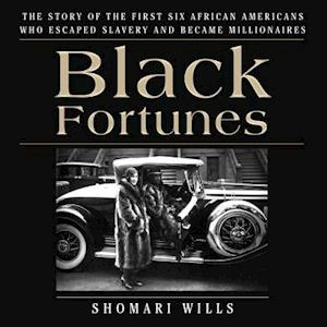 Lydbog, CD Black Fortunes af Shomari Wills