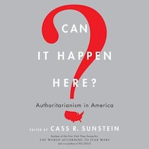 Lydbog, CD Can It Happen Here? af Cass R. Sunstein